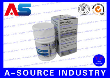 Medicine Package 10ml Pharmaceutical Vial Label For Pill Tablets Bottles