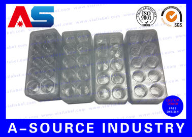 Cina Medicine Plastic Blister Packaging To Install 2ml Vials Matching Hgh Boxes Distributor